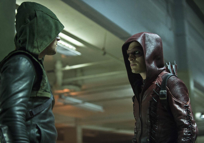 Arrow Staffel 6 Heute Finale Folge 23 Im Tv Trailer