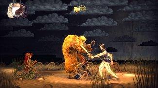 Backdrop: Spielbares Theaterstück in wundervoller Scherenschnitt-Optik