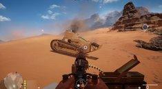 Battlefield 1: Fahrzeugliste - alle Fahrzeuge in der Übersicht