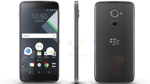 BlackBerry DTEK60: Sicheres High-End-Phablet zu einem überraschend günstigen Preis