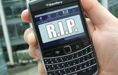 Blackberry: Smartphone-Pionier...
