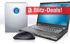 Blitzangebote:<b> ThinkPad T510, Party-BT-Lautsprecher, Logitech M705, 20 TB Thunderbolt-2-RAID u.v.m. heute günstiger</b></b>