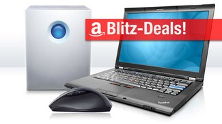 Blitzangebote: ThinkPad T510, Party-BT-Lautsprecher, Logitech M705, 20 TB Thunderbolt-2-RAID u.v.m. heute günstiger