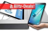 Blitzangebote: Porsche-Festplatte, Samsung Galaxy Tab S2, NAS u.v.m. günstiger + bis zu 40% Rabatt auf Notebooks