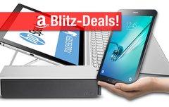 Blitzangebote:<b> Porsche-Festplatte, Samsung Galaxy Tab S2, NAS u.v.m. günstiger + bis zu 40% Rabatt auf Notebooks</b></b>