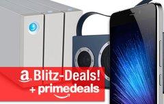 Blitzangebote:<b> AirPlay-Lautsprecher, UMi Super Smartphone mit Fingerprint, Thunderbolt-2-RAID + Oktoberfest-Prime-Deals</b></b>