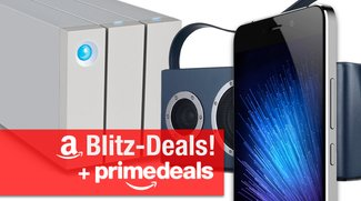 Blitzangebote: AirPlay-Lautsprecher, UMi Super Smartphone mit Fingerprint, Thunderbolt-2-RAID + Oktoberfest-Prime-Deals