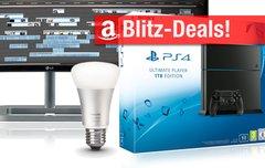Blitzangebote:<b> FireTV Stick, Philips Hue, PS4, LG 34 Zoll Curved Display, 8TB Festplatte u.v.m. zum Bestpreis</b></b>
