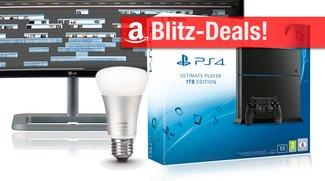 Blitzangebote: FireTV Stick, Philips Hue, PS4, LG 34 Zoll Curved Display, 8TB Festplatte u.v.m. zum Bestpreis
