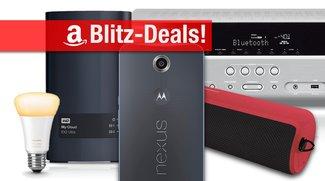 Blitzangebote: UE BOOM 2, BT-Receiver, WD NAS, Google Nexus 6, Philips Hue Kit u.v.m. kurze Zeit zum Bestpreis