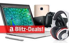 Blitzangebote:<b> Sound von Teufel, Notebooks, XBox One, Honor 5C, NAS mit 16 TB u.v.m. nur heute zum Bestpreis</b></b>