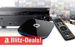 Blitzangebote:<b> Thunderbolt-2-RAID, Android TV-Box, Parallels Desktop, Sony AirPlay-Receiver u.v.m. günstiger</b></b>