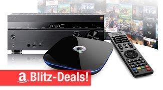 Blitzangebote: Thunderbolt-2-RAID, Android TV-Box, Parallels Desktop, Sony AirPlay-Receiver u.v.m. günstiger