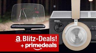 Blitzangebote & Prime Deals: AirPlay-Receiver, B&O-Kopfhörer, Lautsprecher, Smartphone-HUD, 8TB-Festplatte u.v.m.