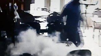Schock im Café: Jetzt ist auch ein Samsung Galaxy S7 explodiert