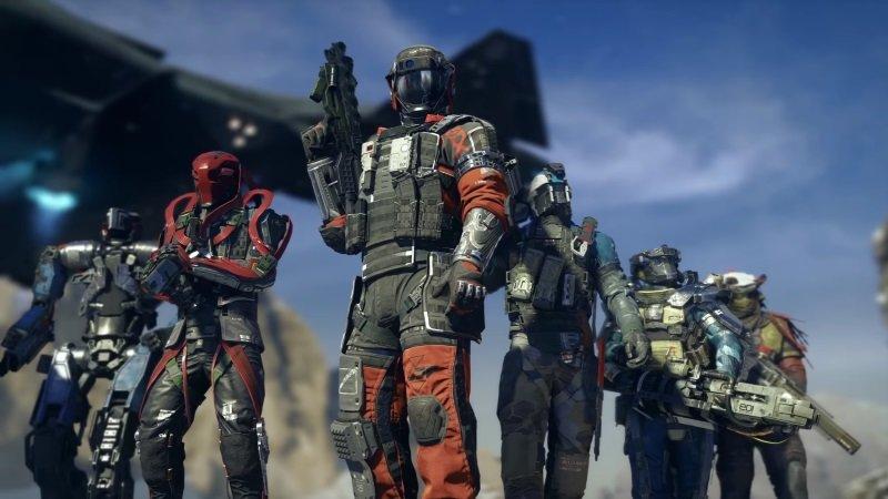 Insgesamt 6 neue Klassen werden in Infinite Warfare spielbar sein.