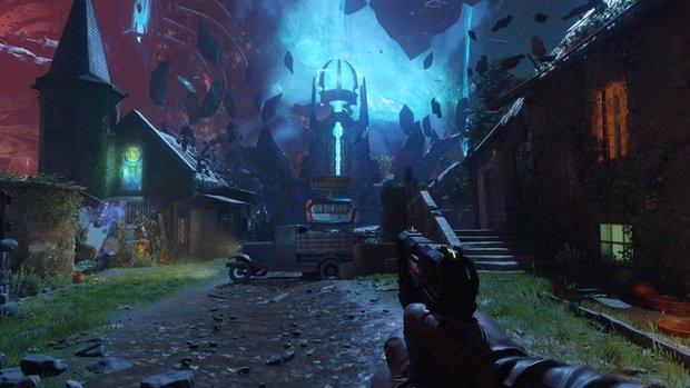 CoD - Black Ops 3 Revelations: Portale aktivieren und Strom einschalten