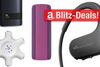 Blitzangebote: Desktop-Speicher, Kopfhörer-Splitter, Walkman u.v.m. heute günstiger