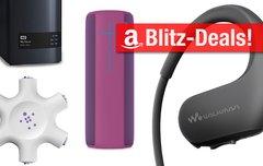 Blitzangebote:<b> Desktop-Speicher, Kopfhörer-Splitter, Walkman u.v.m. heute günstiger</b></b>