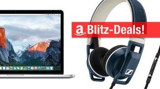 Sonntagsangebote: MacBooks, Sennheiser Urbanite, Lautsprecher und mehr heute günstiger