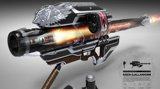 Destiny - Rise of Iron: Gjallarhorn-Quest-Walkthrough mit Fundorten der Eisen-Medaillons im Video