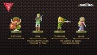 The Legend of Zelda: Diese wunderschönen Amiibos kommen zum Jubiläum