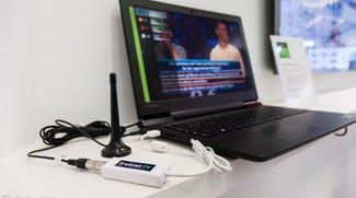 Antennenfernsehen 2017: Kein TV-Stick für Mac verfügbar, Windows-Lösung erscheint bald