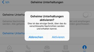 Facebook Messenger: Die geheimen Chats sind da