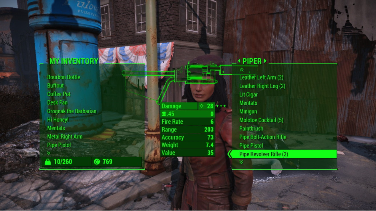 Fallout-4-Mods für PlayStation 4 -