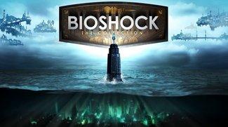 BioShock – The Collection: Launchtrailer schickt Dich zurück nach Rapture und Columbia