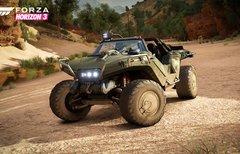 Forza Horizon 3: Halo Warthog...