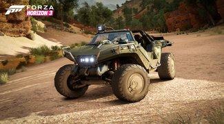Forza Horizon 3: Halo Warthog freischalten - so geht's auch ohne Code