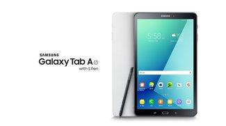 Samsung Galaxy Tab A (2016): Mittelklasse-Tablet mit S-Pen offiziell vorgestellt