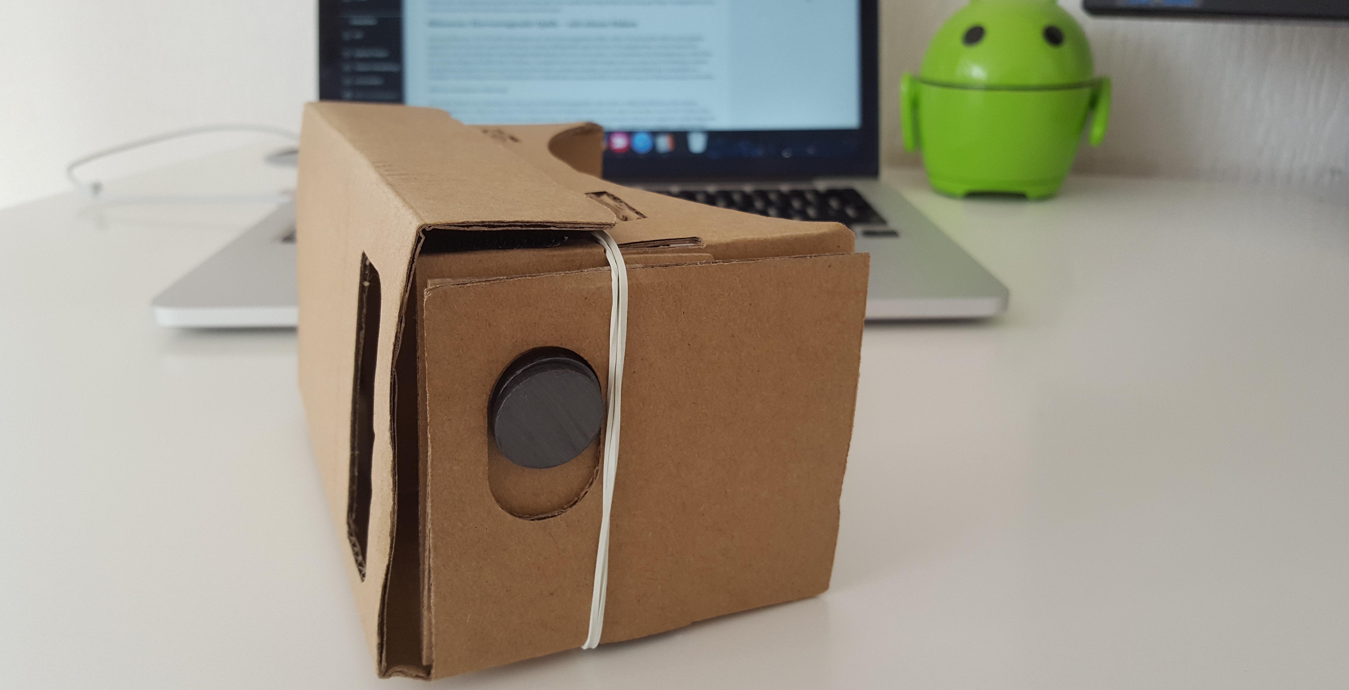 Beste Billige Vr Brille : Es muss nicht gleich eine oculus rift sein drei günstige vr