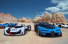 Gran Turismo Sport: Auto-Liste...