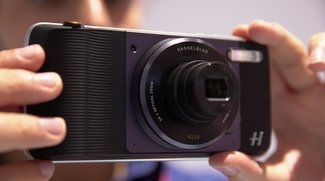 Hasselblad True Zoom: Profi-Kameramodul für Moto Z und Moto Z Play im Ersteindruck