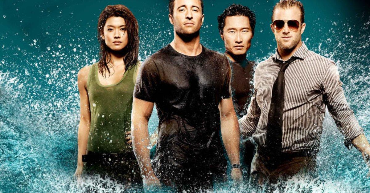 Hawaii Five 0 Staffeln