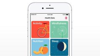 HealthKit und Health-App sollen in Zukunft Diagnosen vereinfachen