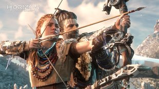 Horizon Zero Dawn: PS4-Pro-Trailer zeigt neues Gameplay-Material