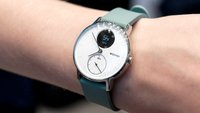 Withings Steel HR: Analoge Smartwatch-Schönheit mit Herzfrequenzmessung