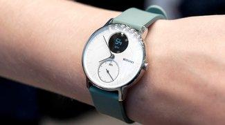 Withings Steel HR: Analoge Smartwatch-Schönheit mit Herzfrequenzmessung