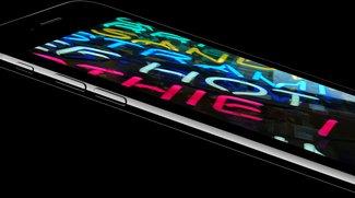 iPhone 7 Display: Maximale Beleuchtung nur bei aktivierter Auto-Helligkeit