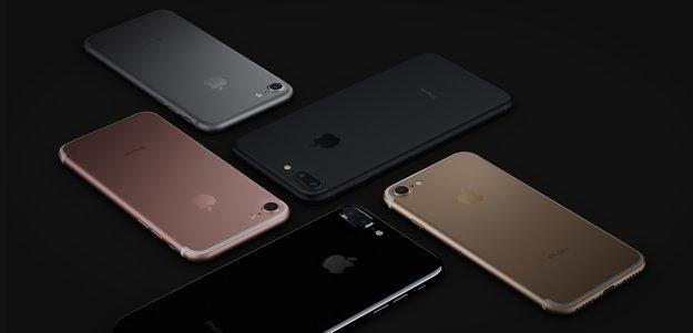 iPhone 7 in Diamantschwarz: Deutlich frühere Versandbestätigungen gesichtet