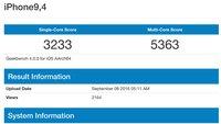 Benchmark-Ergebnisse zeigen iPhone 7 Plus mit 3 GB RAM