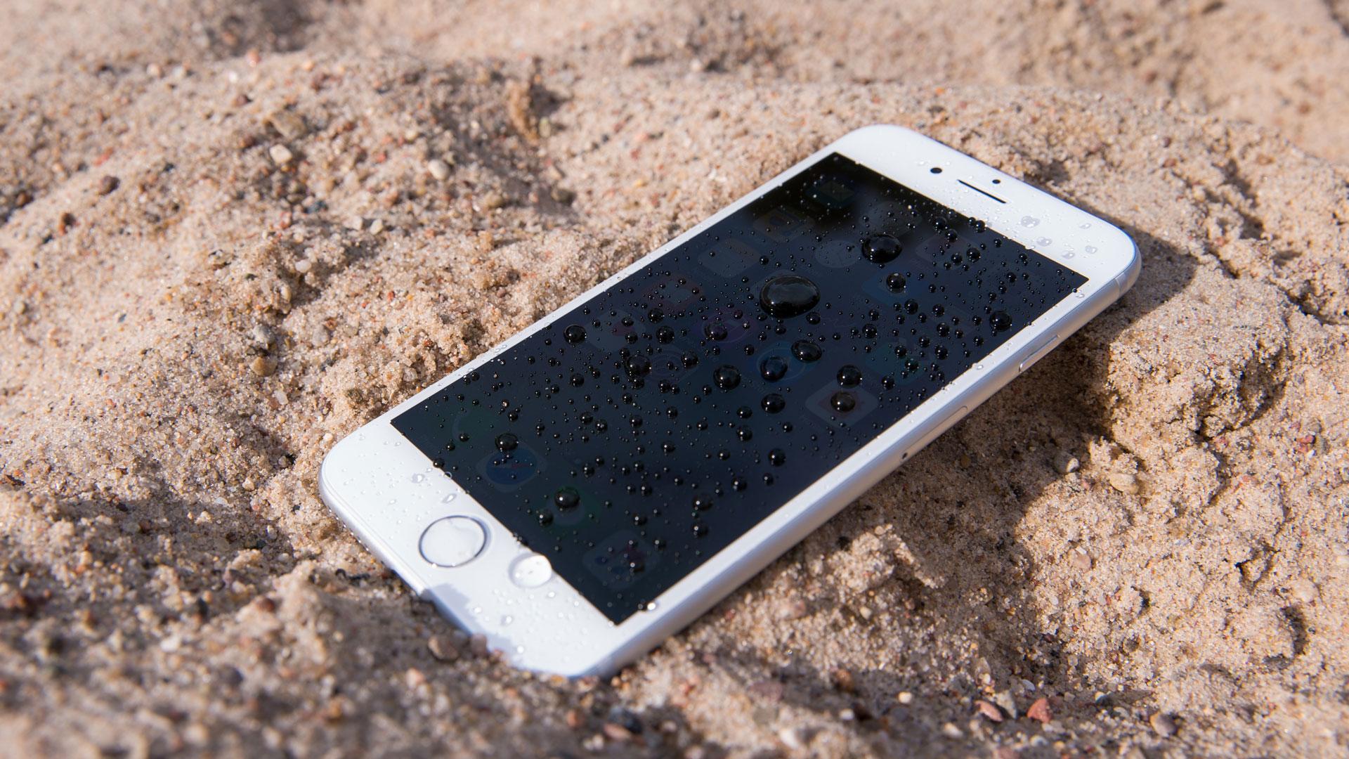 iPhone 7 Wasserfest und staubdicht iPhone 7 Wasserfest und staubdicht