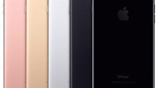 Die neuen iPhone 7-Farben: Bilder der Apple-Qualität in Hochglanz-Optik (Update)