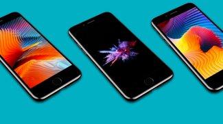 """iPhone 7: Wallpaper zum kostenlosen Download (Update: """"Farbenexplosion"""")"""