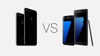 Samsung Galaxy S7 (edge) & Note 7 vs. Apple iPhone 7 & 7 Plus: Spitzen-Smartphones im Vergleich