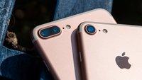 Kameratest: iPhone 7 muss sich ein Jahr alten Android-Smartphones geschlagen geben
