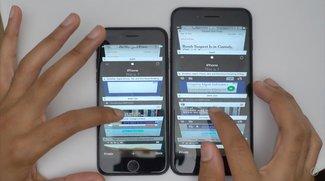 iPhone 7 Plus im Videotest: Machen sich 3 GB RAM in Safari bemerkbar?